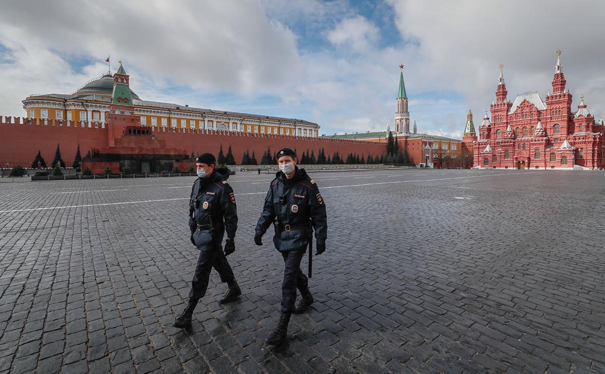 Кремль исключил локдаун на длинные майские праздники