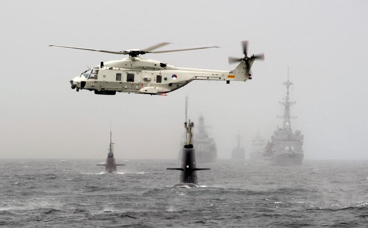 Адмирал заявил о крупнейшей активности НАТО в Арктике «со Второй мировой»