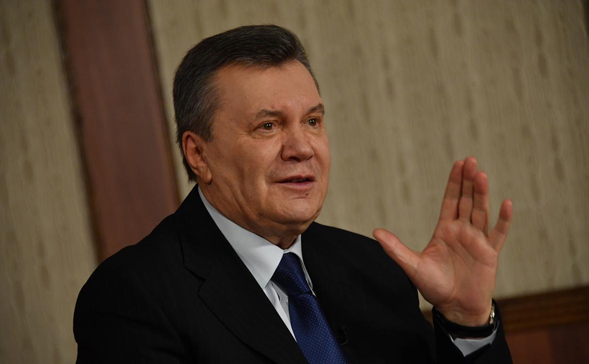 Генпрокурор Украины рассказала о запросах об экстрадиции Януковича