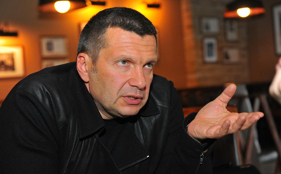 Соловьев сообщил о новой блокировке в Clubhouse