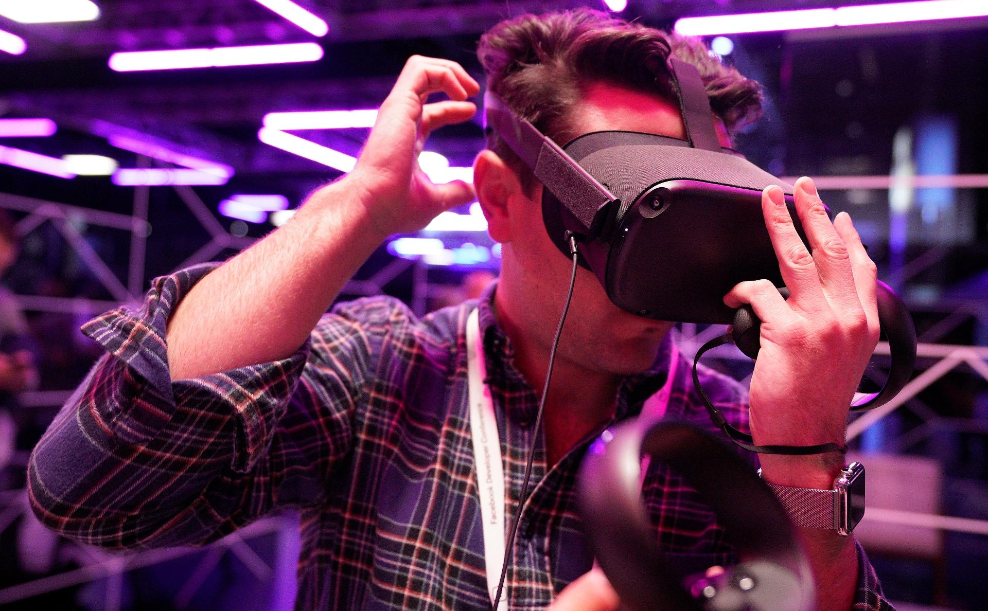 Microsoft представила платформу для общения в виртуальной реальности
