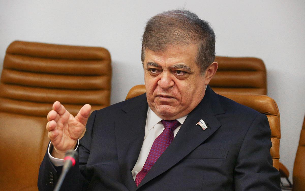 Сенатор предложил перенести офис Россотрудничества из Киева в Донбасс
