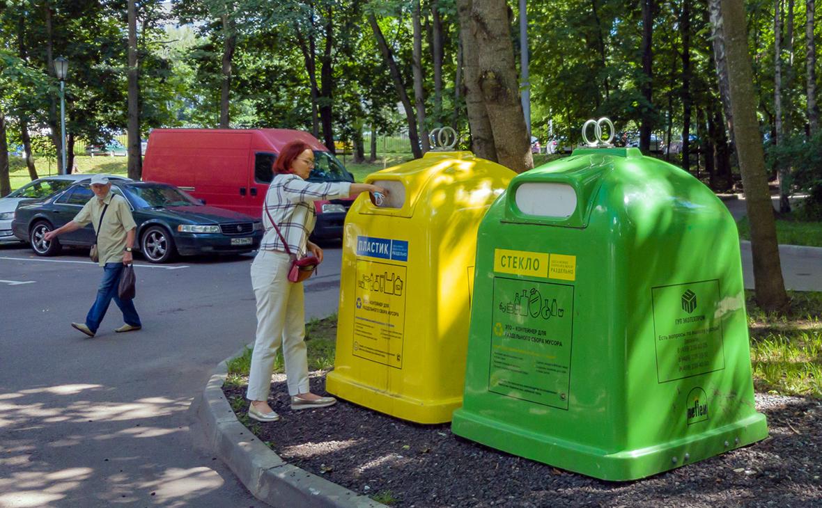 СМИ узнали об инициативе штрафовать за нарушение раздельного сбора мусора