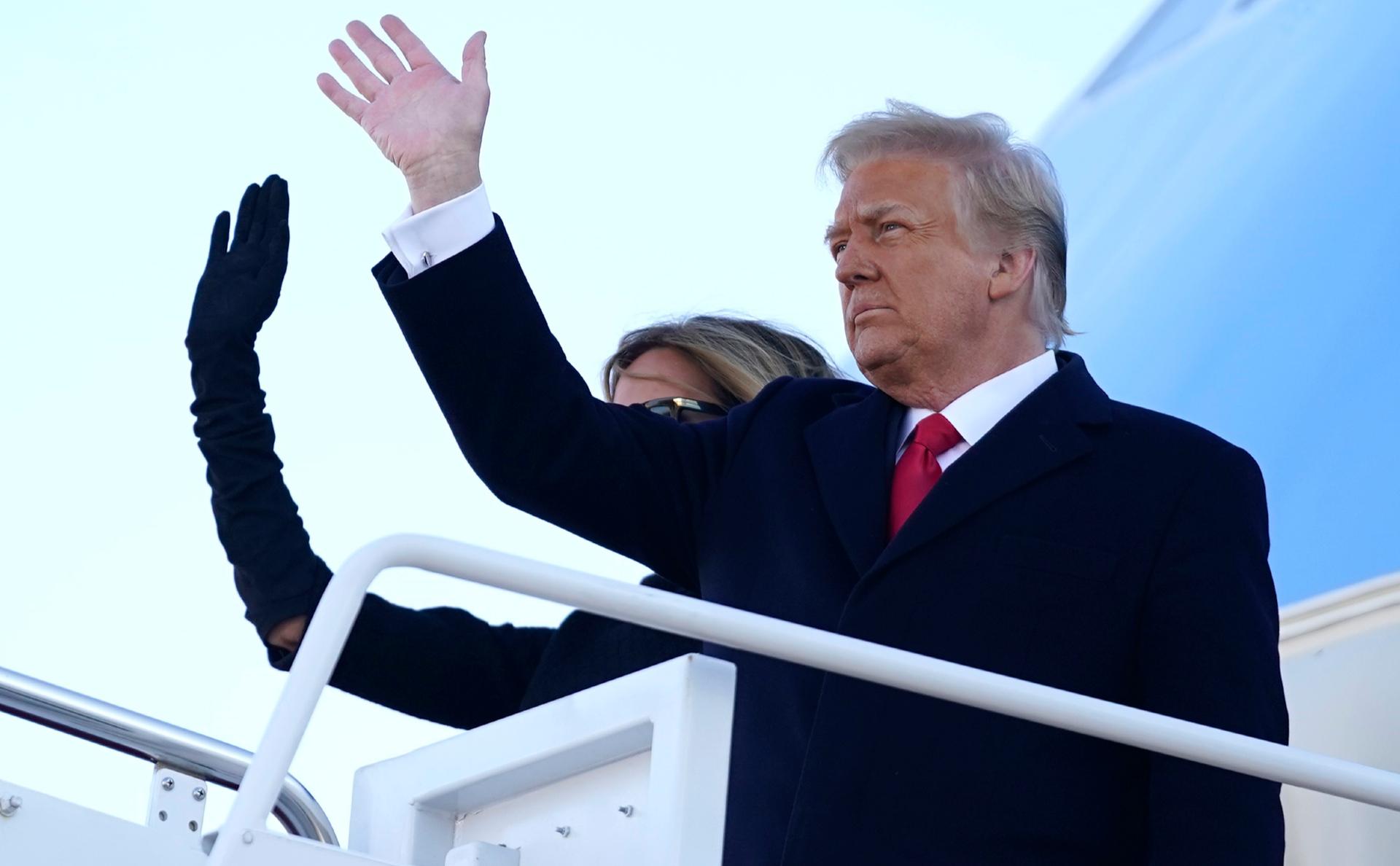 Байден усомнился в успехе импичмента Трампу