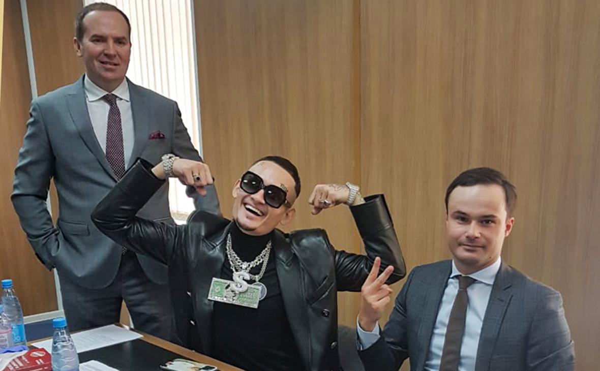 Моргенштерна оштрафовали на ₽100 тыс. за пропаганду наркотиков в клипах