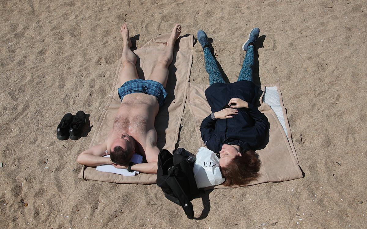 В Челябинске из-за жары поручили раньше подготовить к открытию пляжи