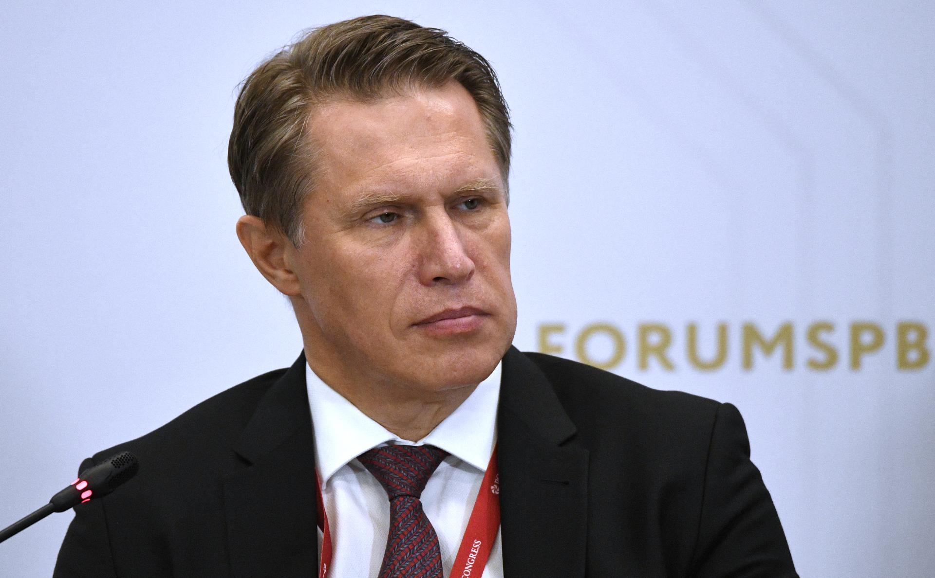 Мурашко сообщил о снижении уровня смертности в регионах