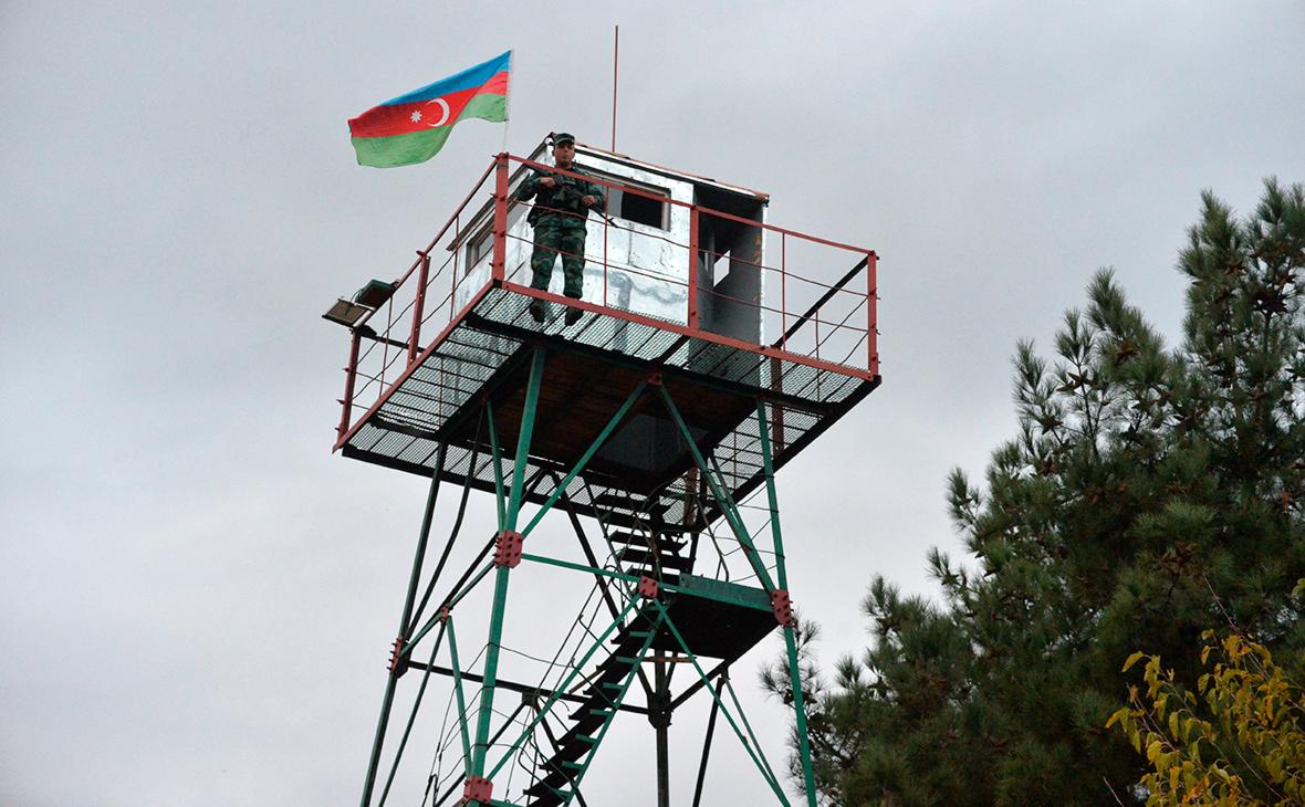 Москва предложила помощь Баку и Еревану в демаркации границы
