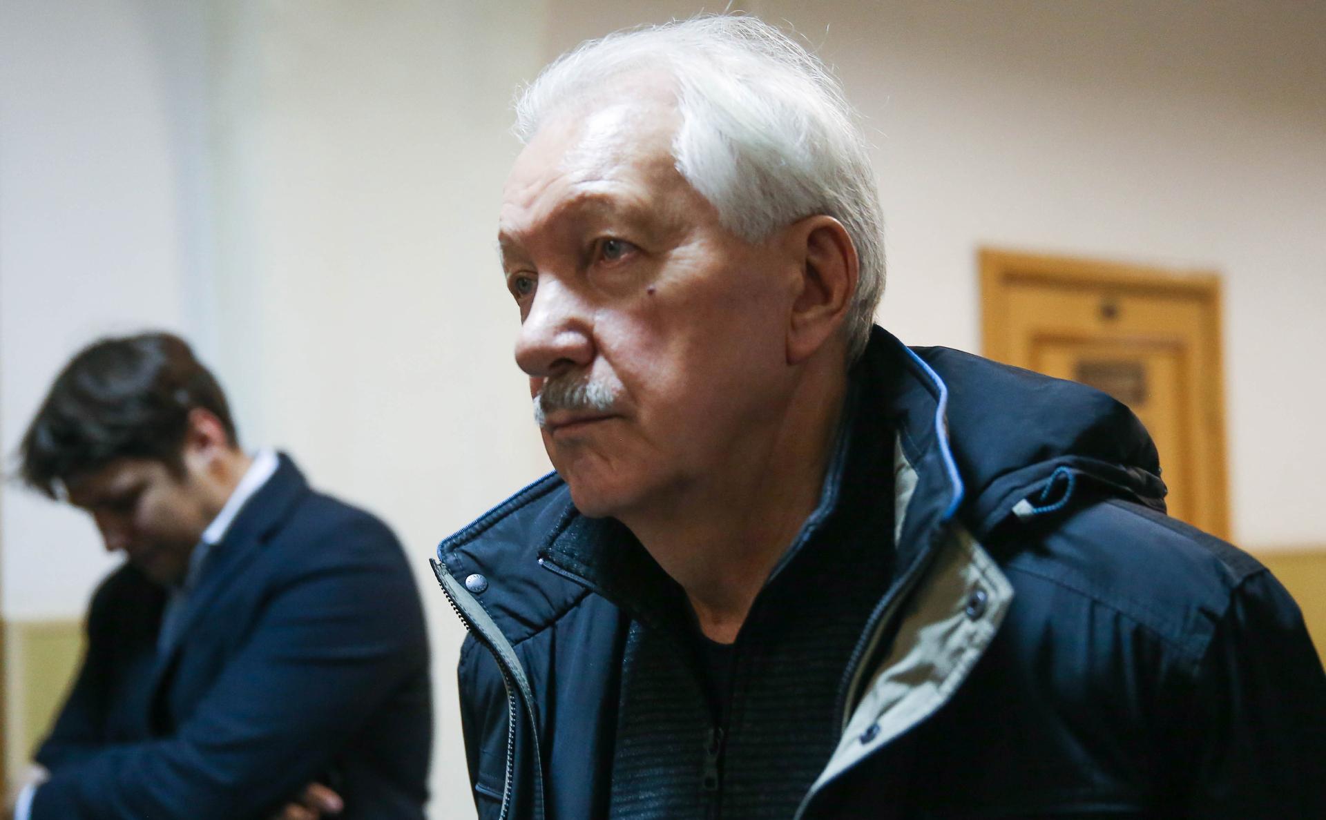 Экс-главу Коми Торлопова освободили из колонии по УДО
