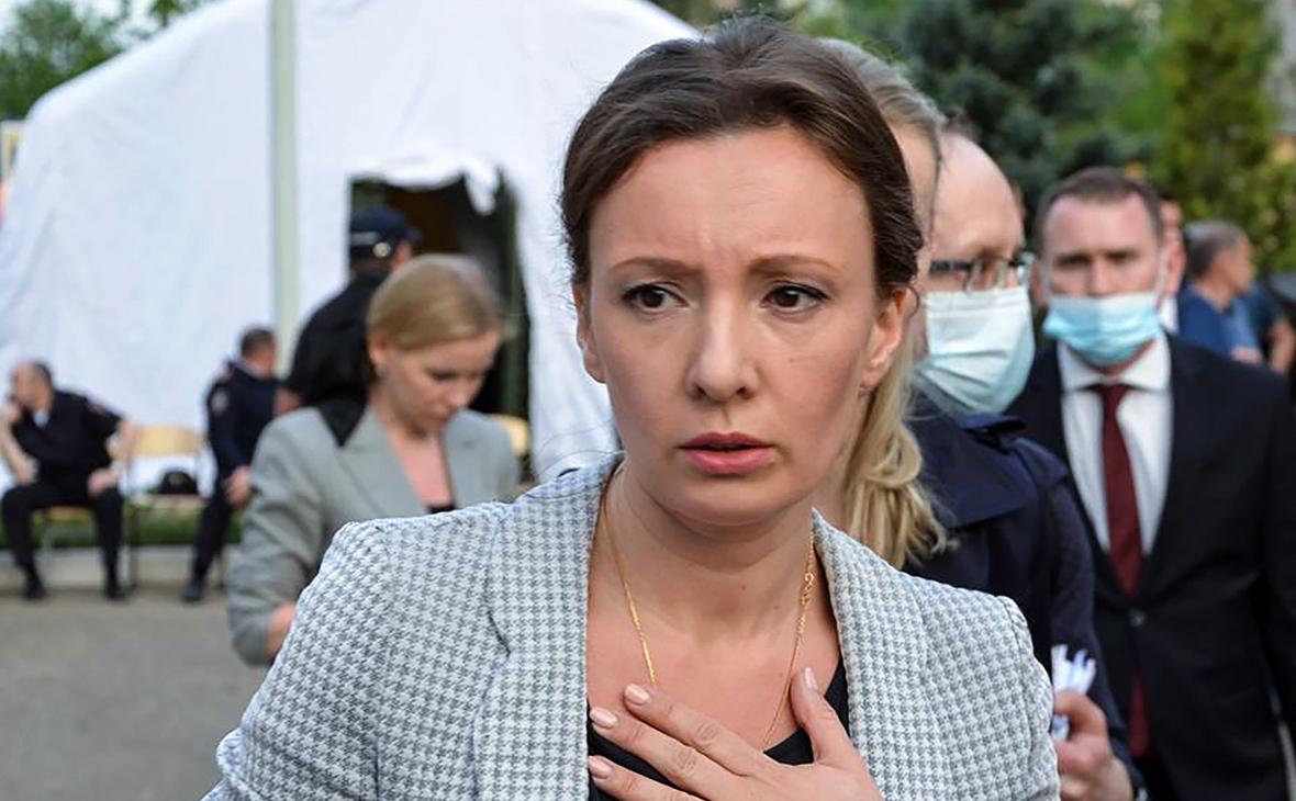 Кузнецова предложила ставить педофилам штампы в паспорте и правах