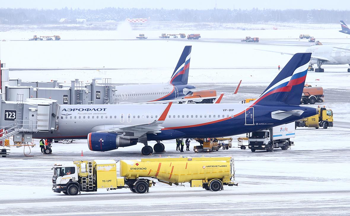 «Аэрофлот» повысит топливный сбор на рейсах внутри России