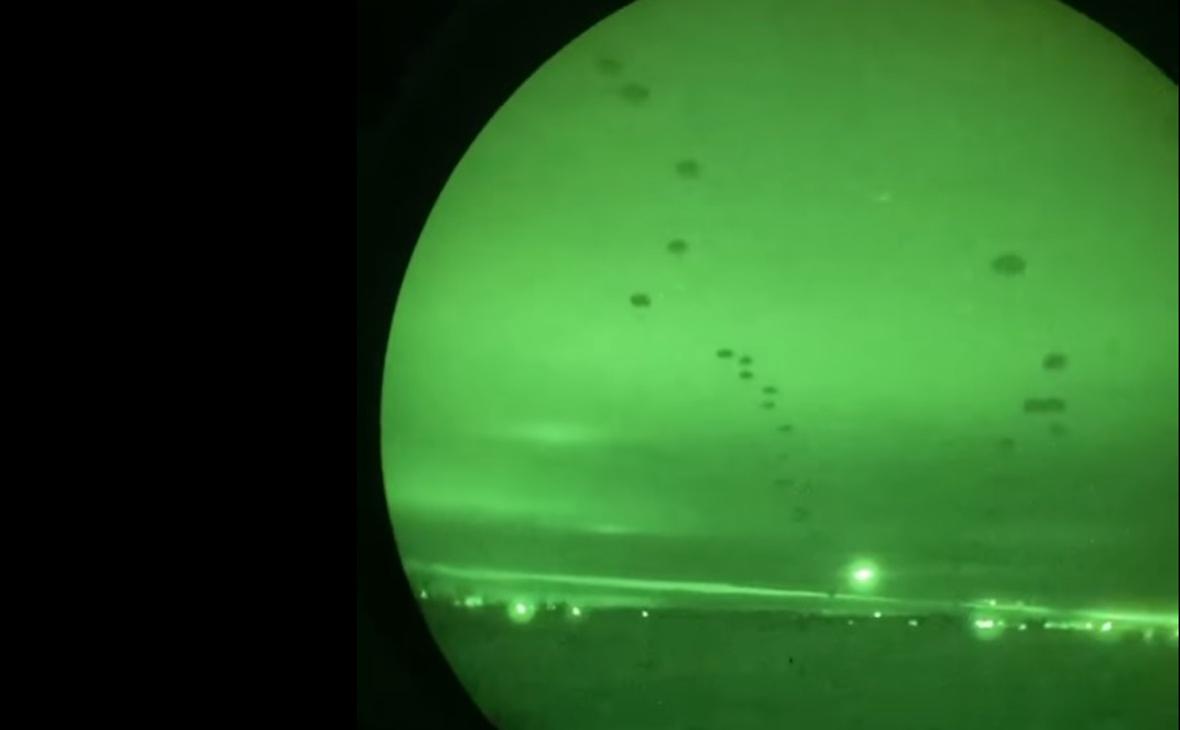 В Эстонии высадился американский парашютный десант