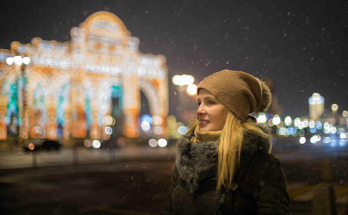 Прошедшая ночь в Москве стала самой холодной с начала весны