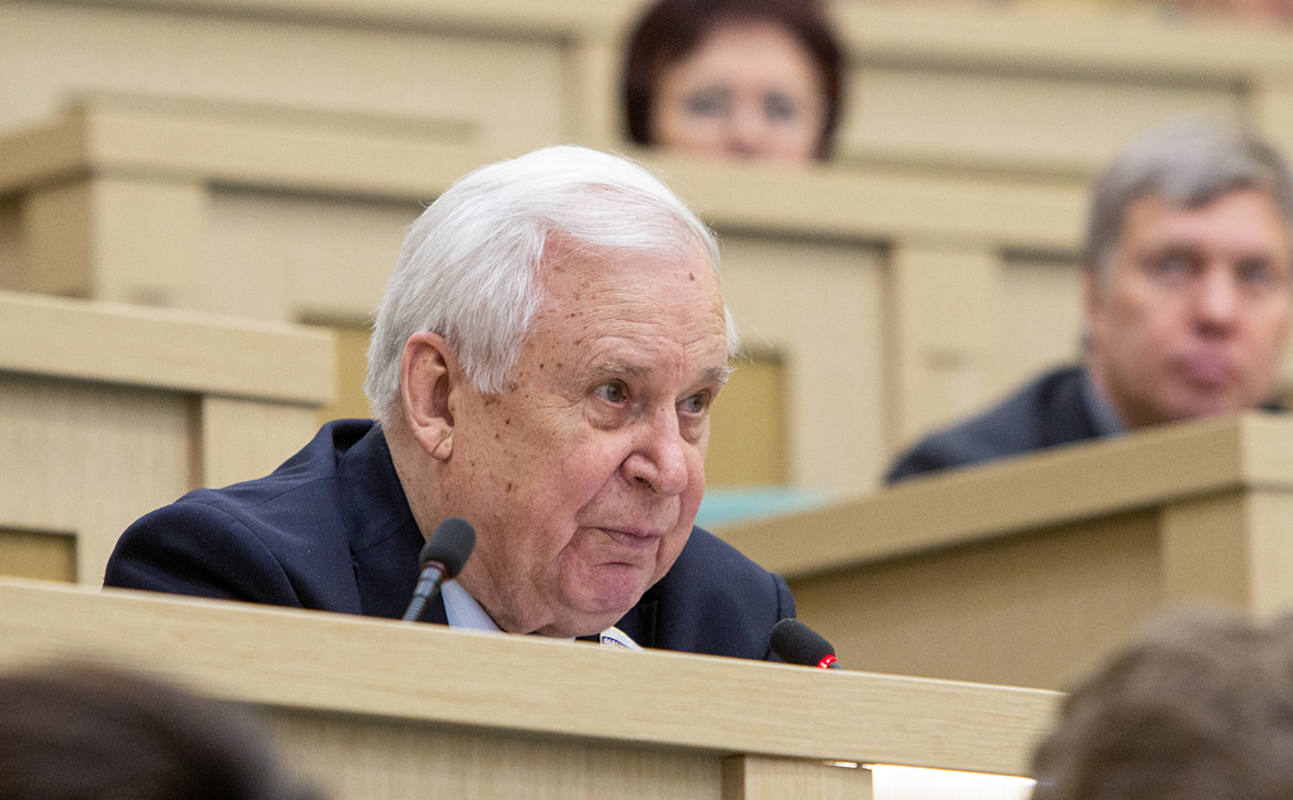 Бывший премьер СССР уйдет из Совета Федерации
