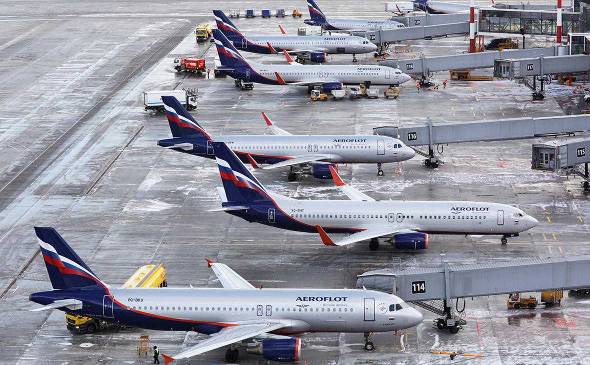 Глава «Аэрофлота» заявил о продолжении практики «полетов в никуда»