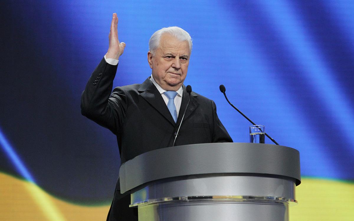 В Совфеде назвали ультиматум Кравчука по Донбассу «несерьезным поступком»