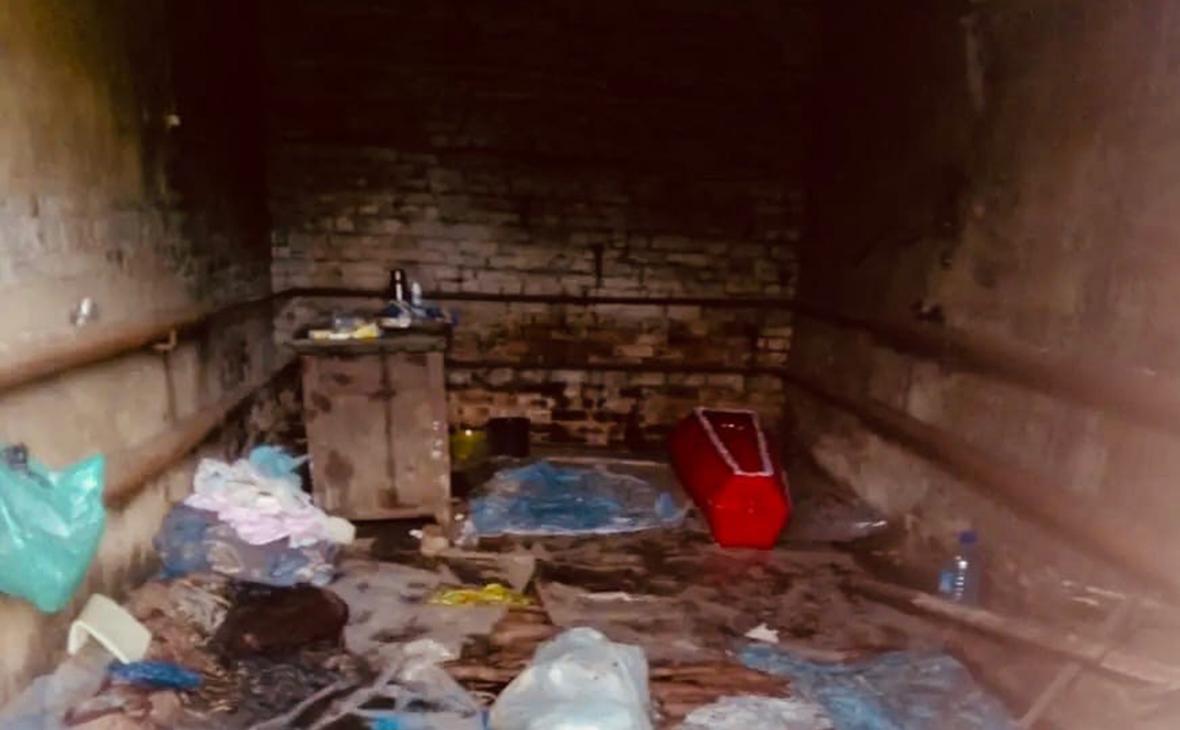 В Забайкалье начали проверку данных о телах в гараже у морга