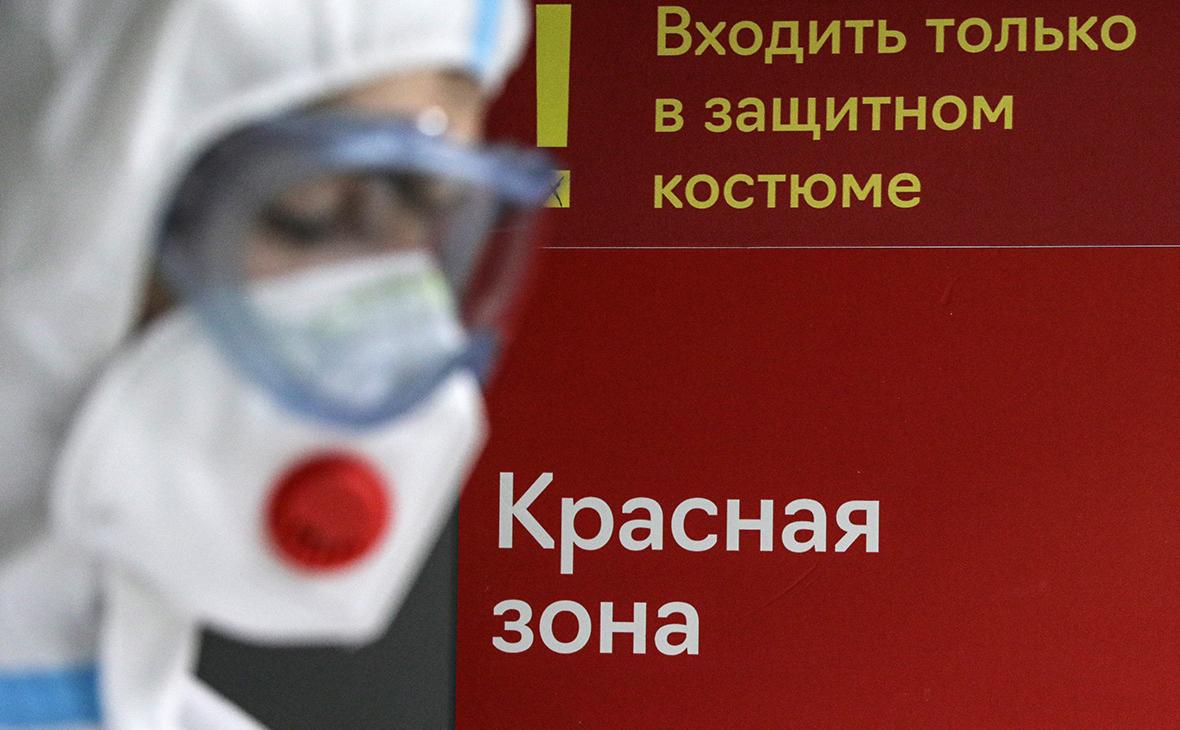 В Москве число заражений COVID выросло на 1 тыс. — до максимума с января