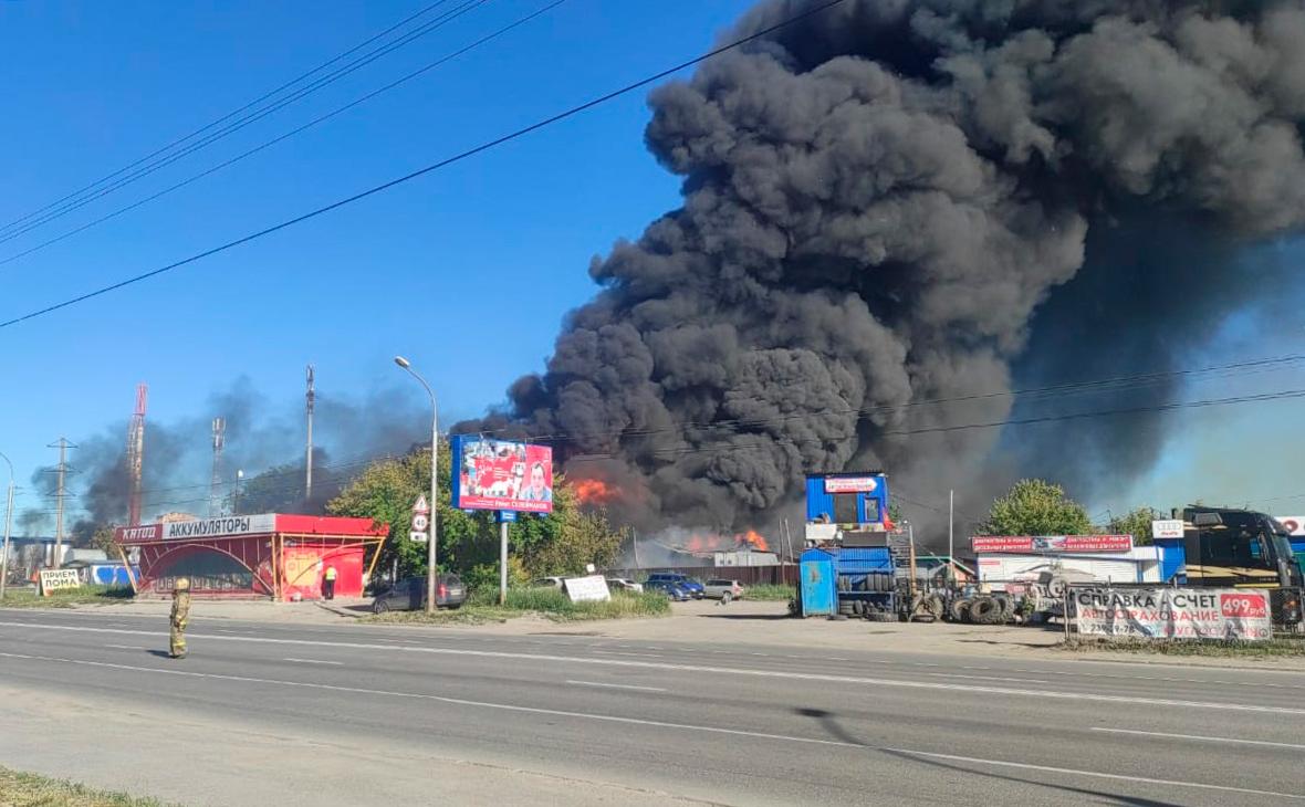 Новосибирский губернатор назвал причину взрывов на АЗС