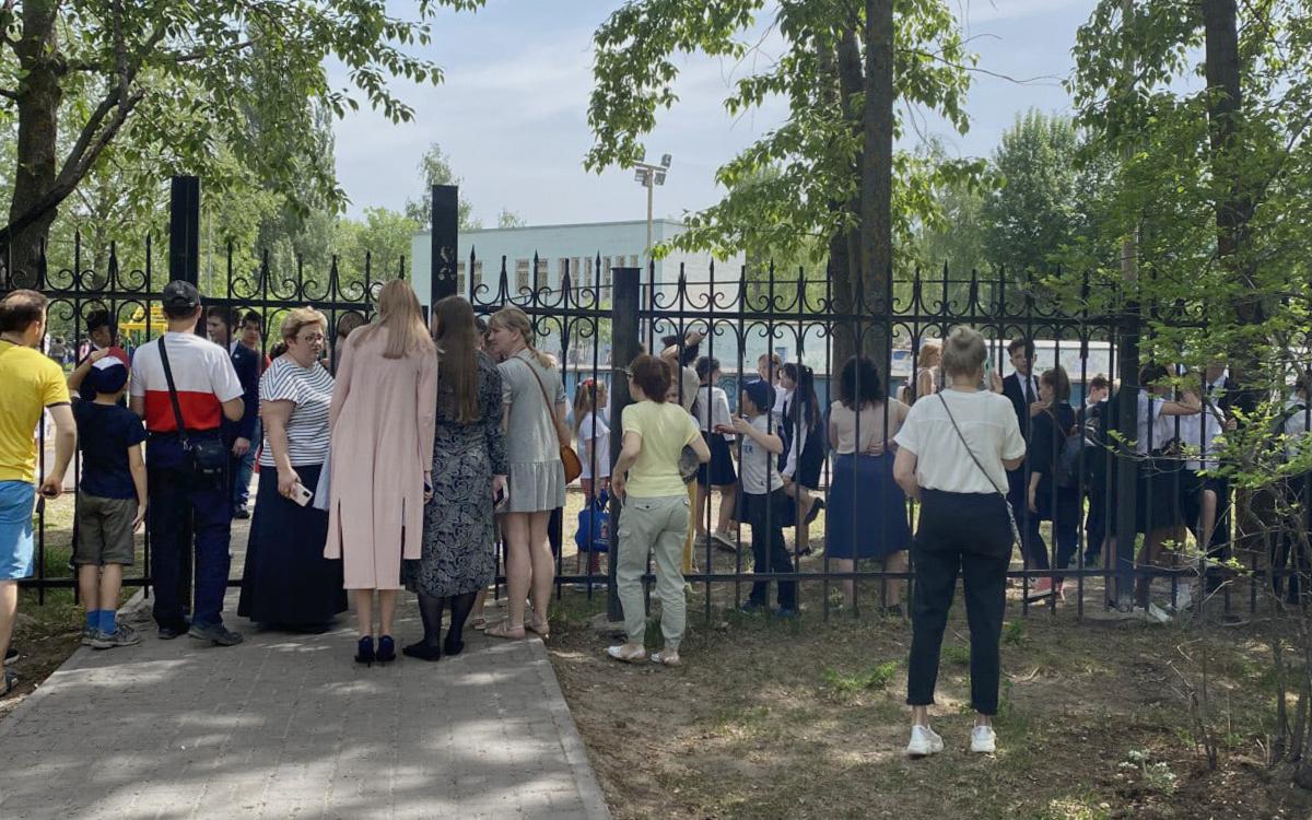 В Казани эвакуировали несколько школ из-за сообщений о минировании