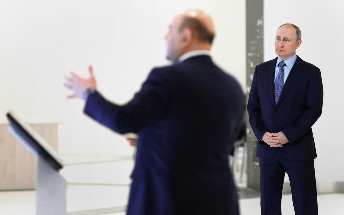 Мишустин рассказал Путину об «облюбовавшем» место в «Крыму» вице-премьере