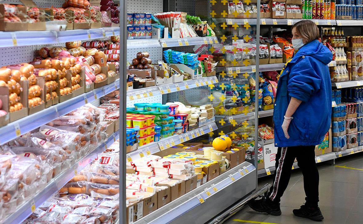 Мишустин назвал жадность причиной роста цен на продукты