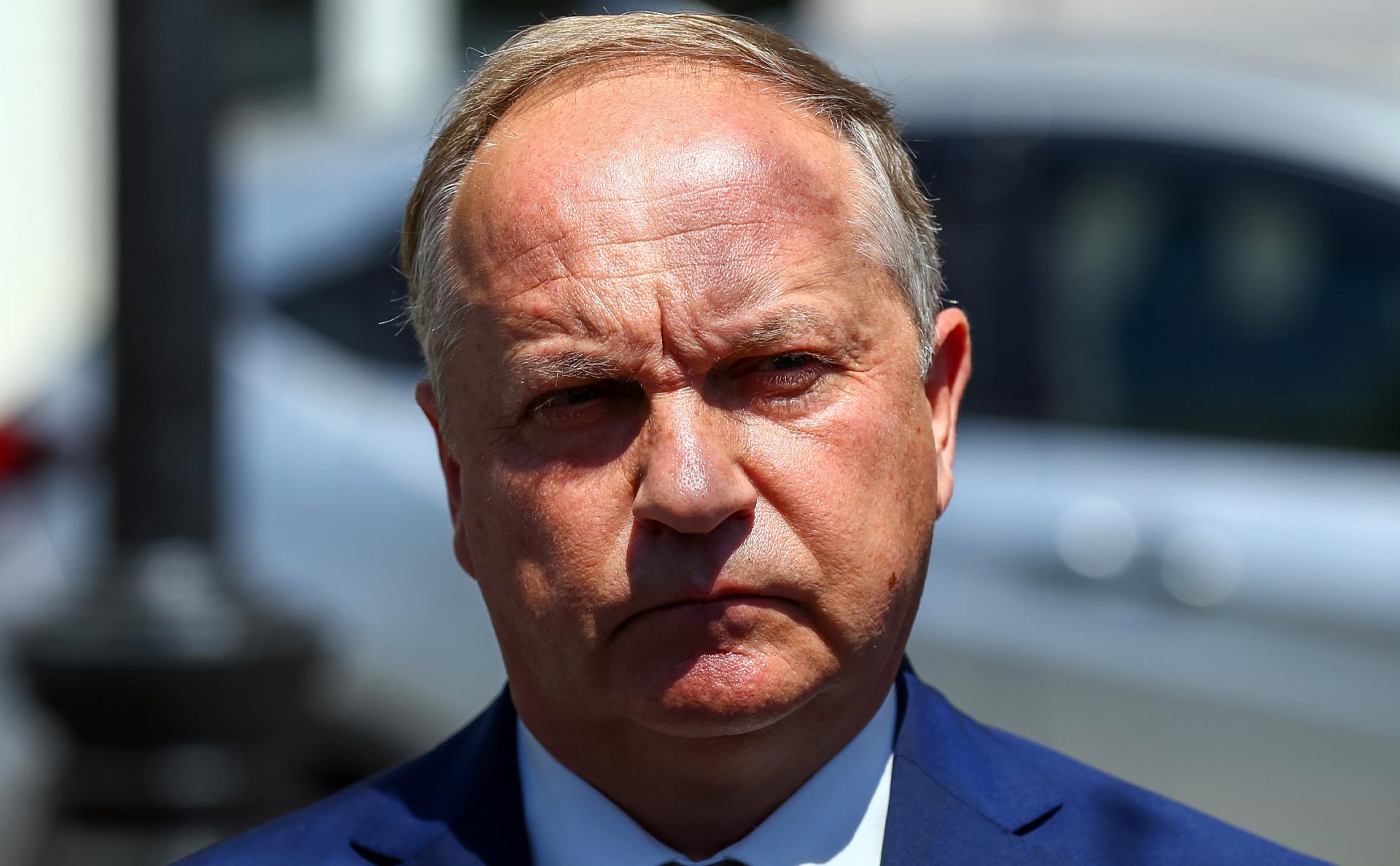 К ушедшему в отставку мэру Владивостока пришли с обысками