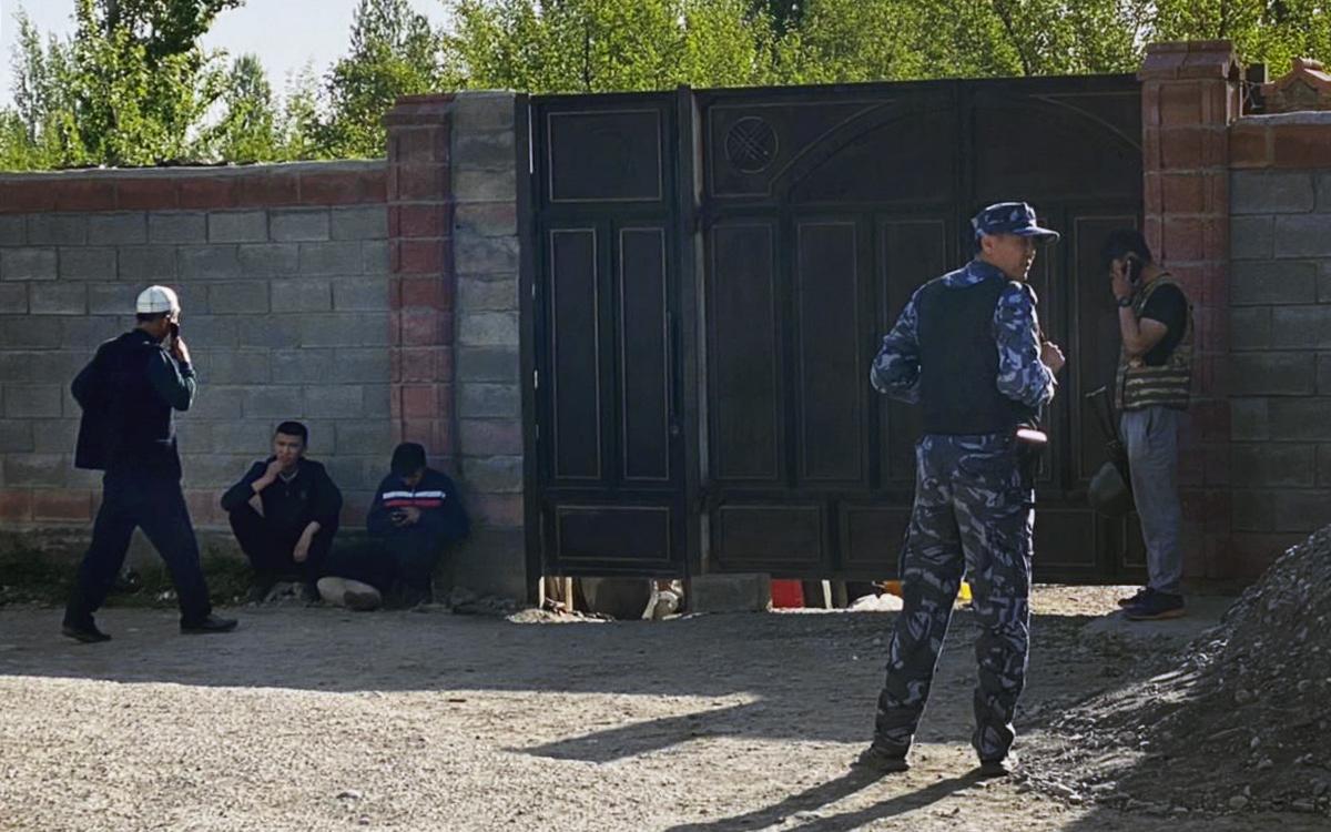В Киргизии сообщили о 31 пострадавшем в ходе конфликта на границе