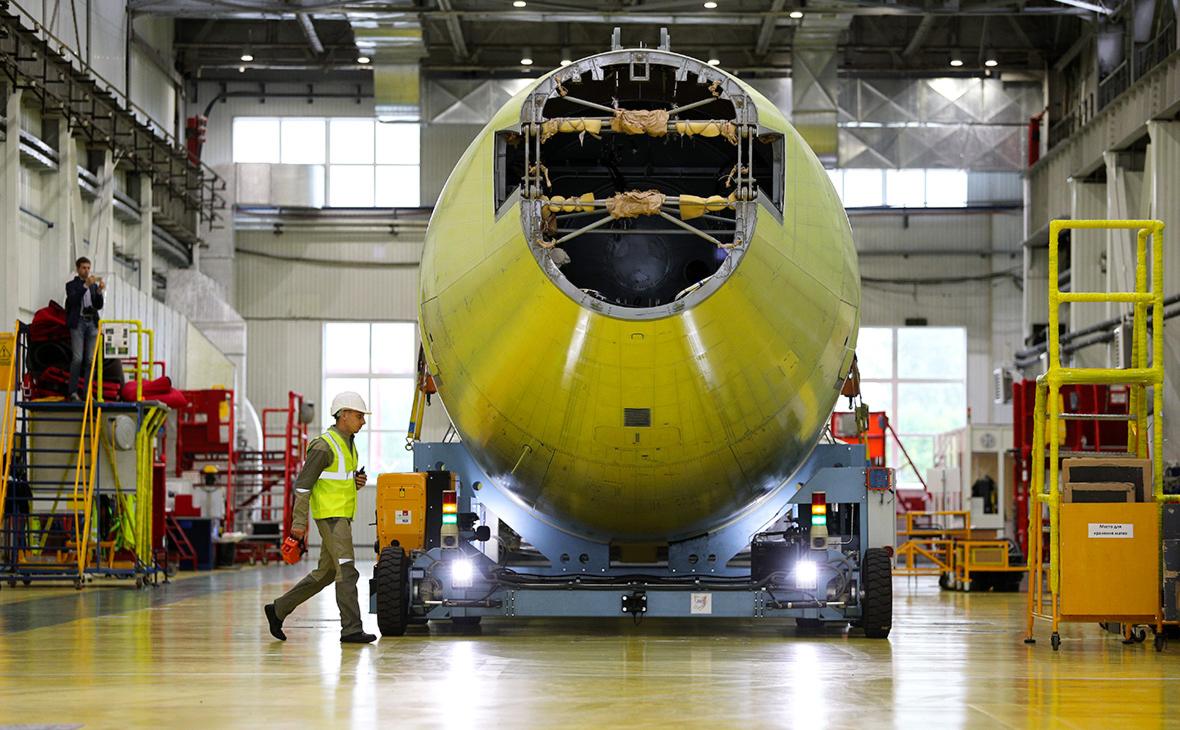 Производитель Superjet оценил необходимые авиарынку кредиты в ₽4,15 трлн