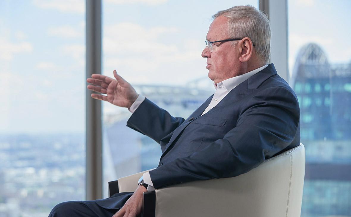 Интервью главы ВТБ Андрея Костина. Главное