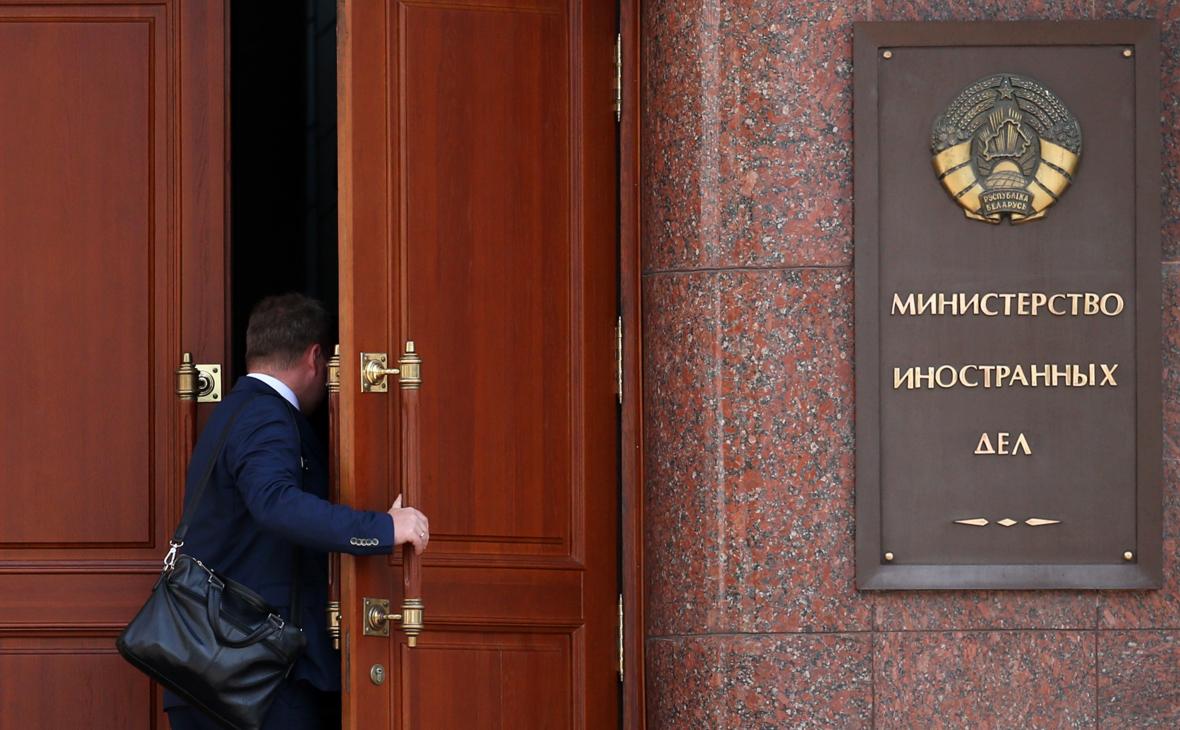 Минск заявил о «поспешности откровенно воинственных заявлений» ЕС