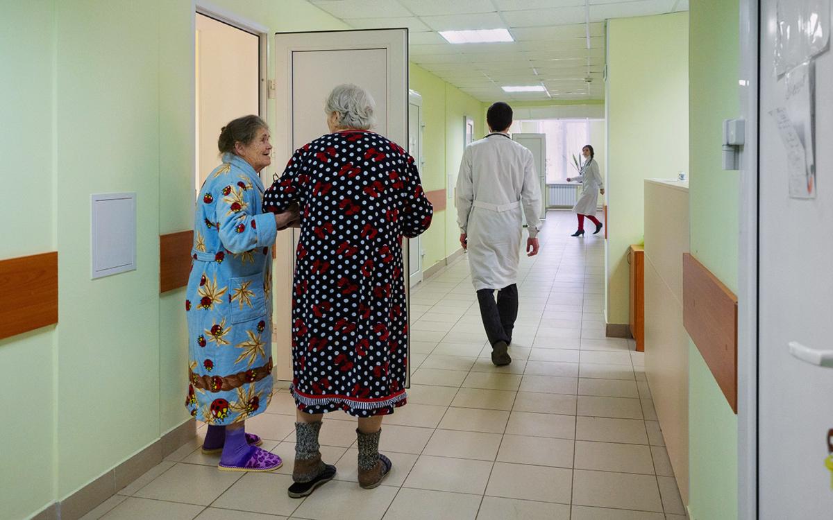 Власти Москвы ответили на сообщения о «тайных пациентах» в больницах