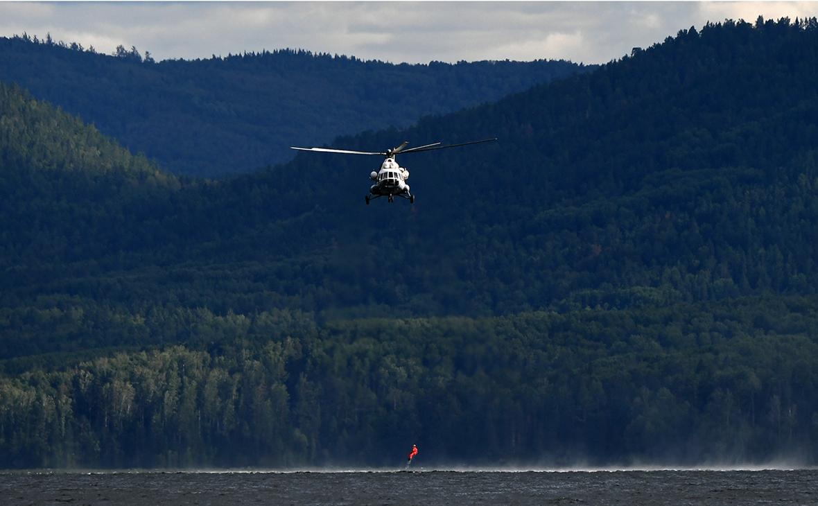 В Красноярском крае начали поиски после данных об упавшем самолете