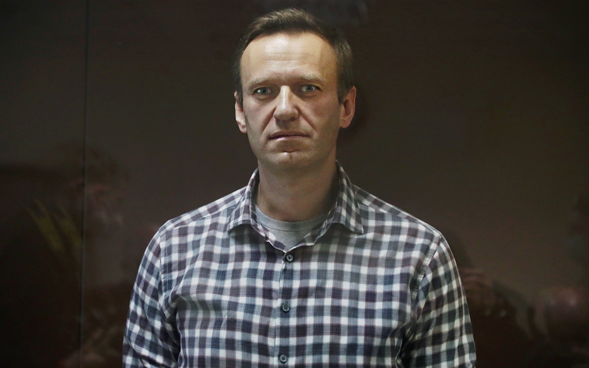 Amnesty International решила снова считать Навального узником совести