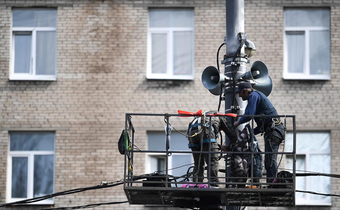 МЧС анонсировало проверку систем оповещения по всей России