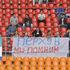 Биатлонист Латыпов поучаствовал в открытии четвертьфинала Кубка России по футболу между «Крыльями Советов» и «Динамо»