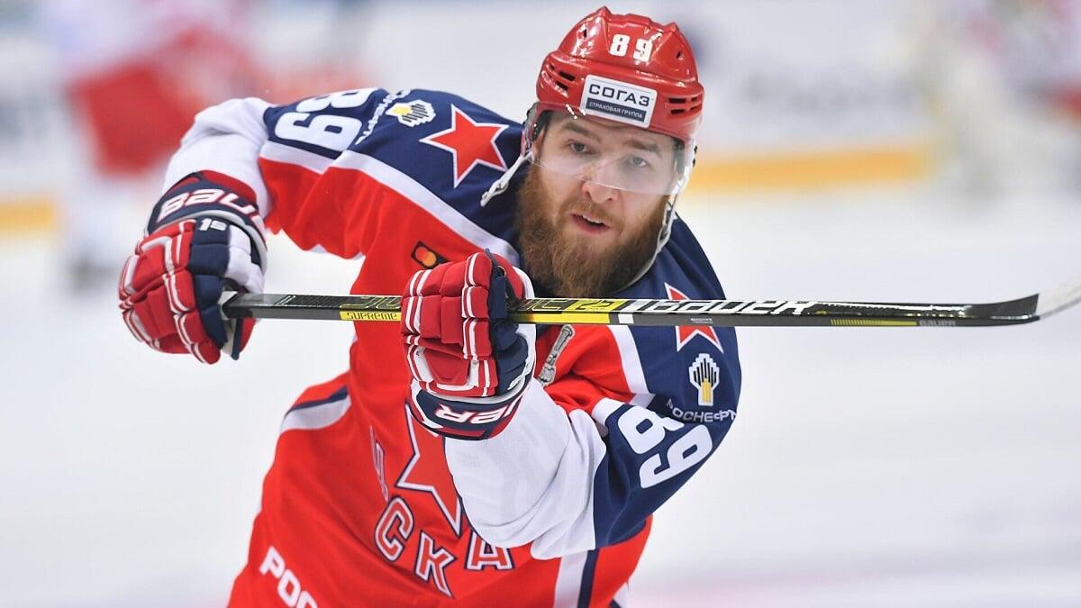 ЦСКА договорился с Нестеровым. Контракт подпишут на год