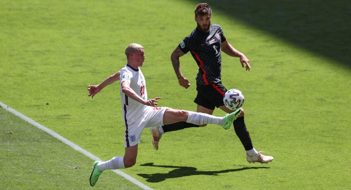 Англия идет 2-й в группе после ничьей с Шотландией (0:0) во 2-м туре Евро