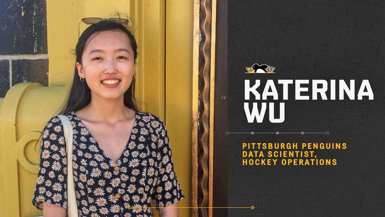 «Питтсбург» нанял 22-летнюю девушку азиатского происхождения в аналитический штаб