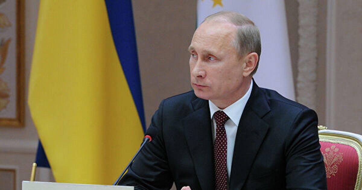 Путин о форме Украины: «Позиция украинских властей по Крыму известна. Они пренебрегают волеизъявлением народа»