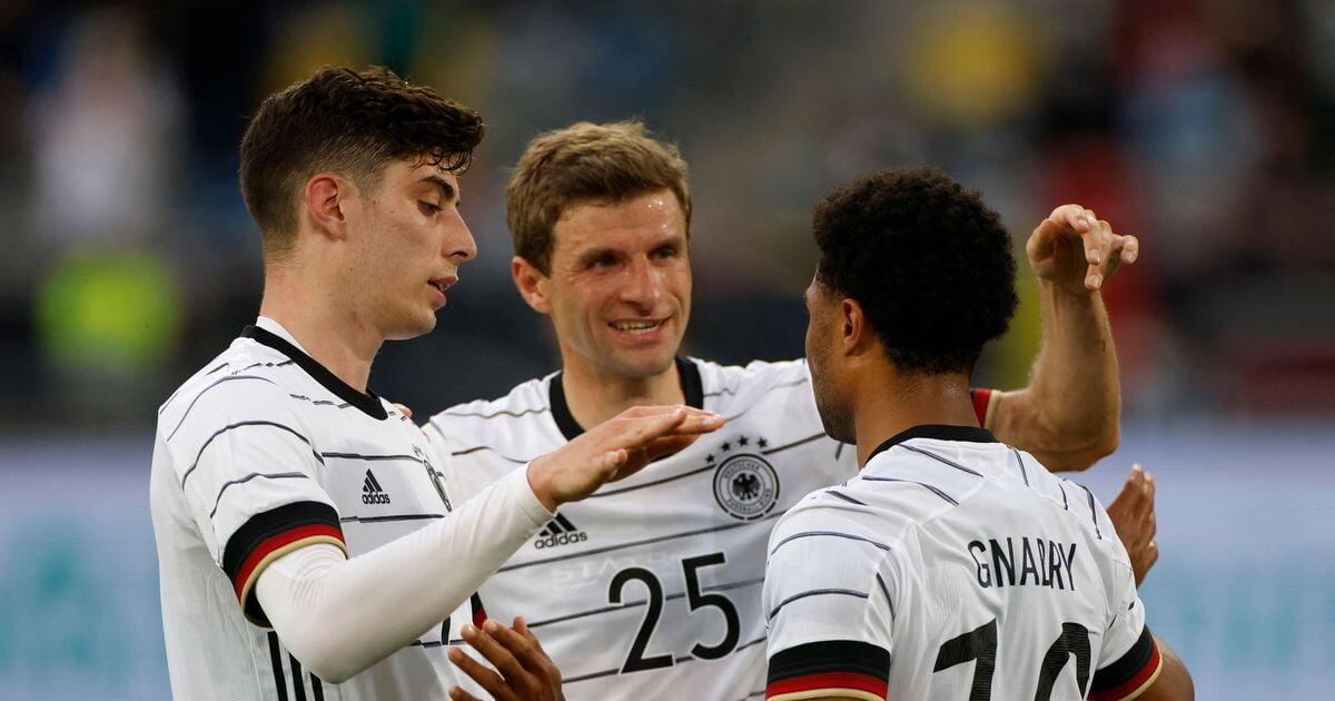Германия забила 302 гола на Евро и ЧМ. Это рекорд для европейских команд