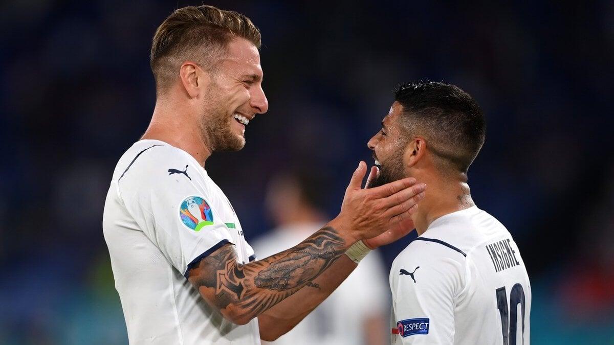 Италия впервые забила 3 гола в матче Евро. Победа 3:0 – крупнейшая для матча открытия турнира