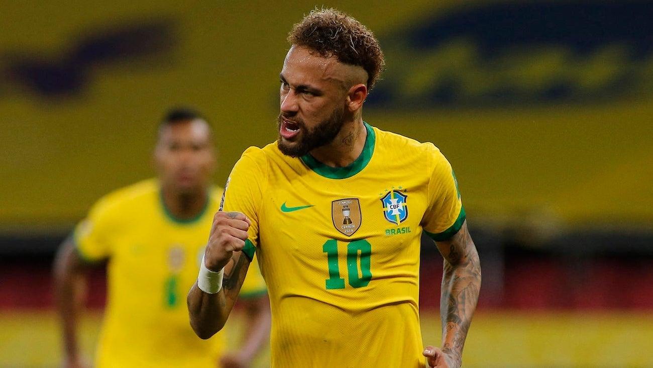 Тренер сборной Бразилии: «Раньше был экстраординарный Зико, сегодня – Неймар, а до него были Ромарио и Роналдо»