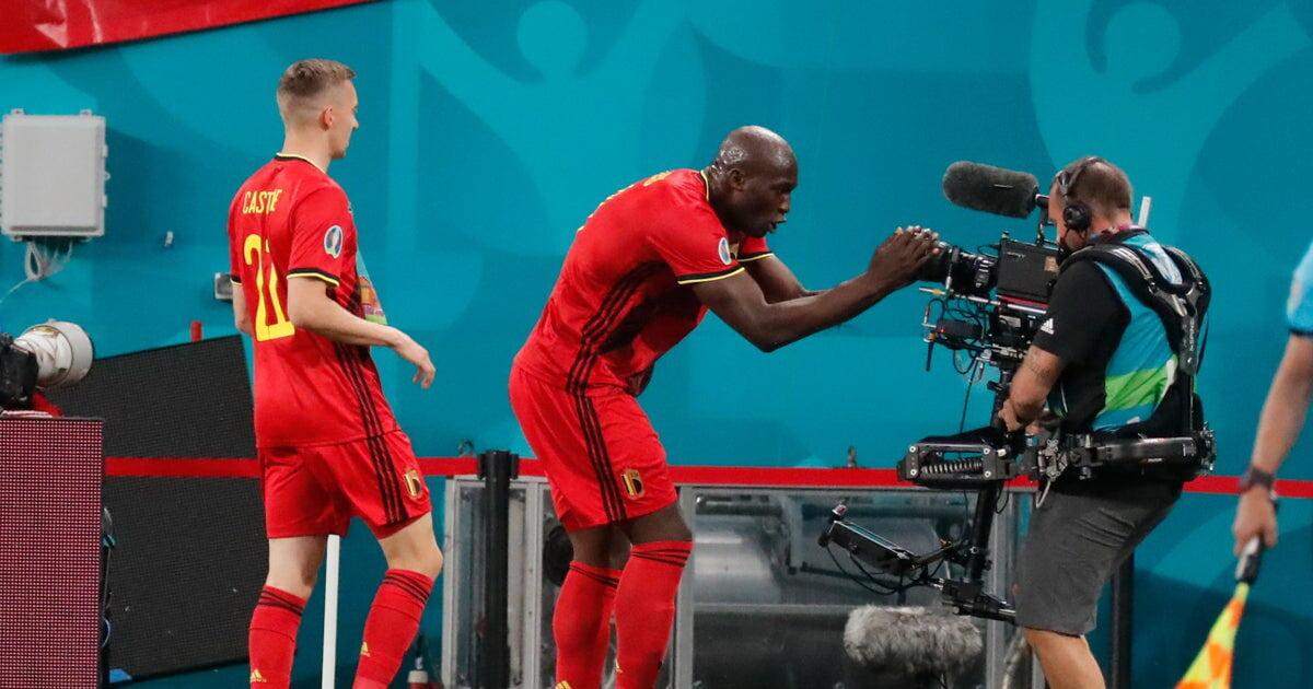 Бельгия поддержит Эриксена, выбив мяч в аут и поаплодировав на 10-й минуте игры с Данией