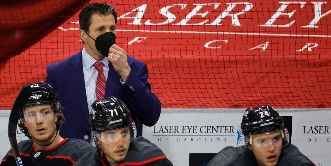 Джордан Стаал: «Бринд′Амор – великий тренер. Он знает, как помочь хоккеисту проявить свои лучшие качества»