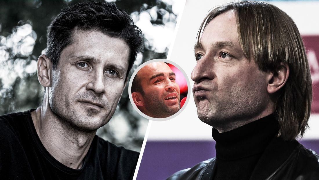 Гаджиев: «Готовы организовать бой между Плющенко и Железняковым»
