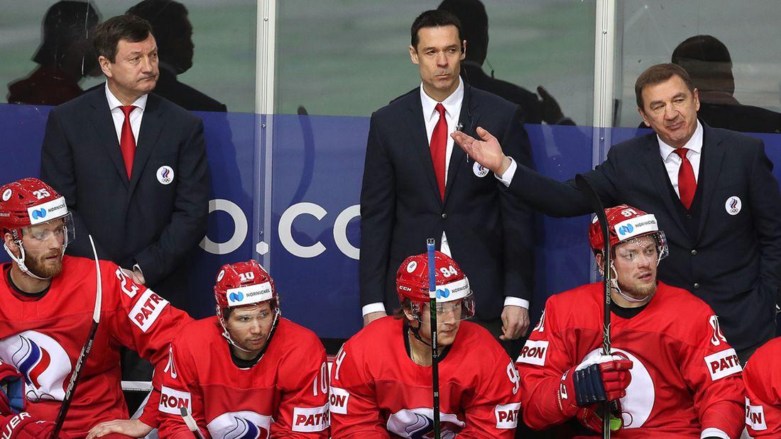 «Это была Канада, а не Уганда». Розенбаум заступился за русских хоккеистов после поражения в 1/4 финала ЧМ-2021