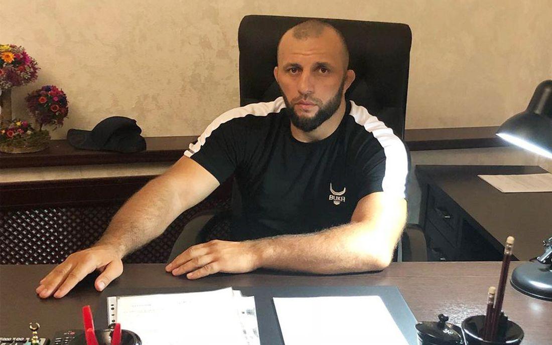 В Дагестане задержан экс-боец UFC Антигулов. При обыске в его доме нашли оружие