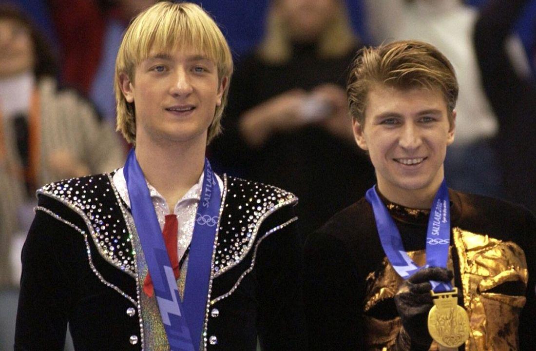 Ягудин: «У нас прекрасные отношения с Плющенко. Это гениальнейший спортсмен, отношусь к нему с большим уважением»