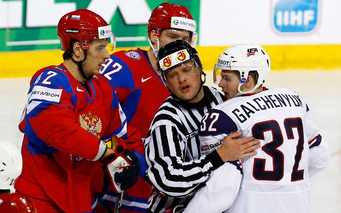 «Опозорились, нет нам прощения!» Унизительное поражение России от США на чемпионате мира – не помог даже Овечкин